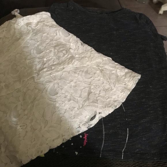 Shirt size 7